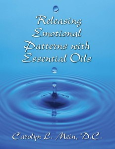 releasing emotions with essential oils